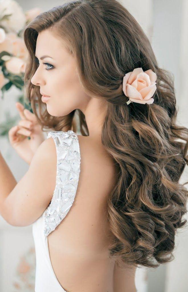 Peinados para vestidos de noche escotados